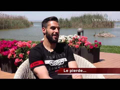 Entrevista personal a Álvaro Negredo.