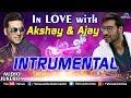In Love With Ajay & Akshay | Instrumental Hits |90's Superhit Bollywood Instrumental Songs | Jukebox