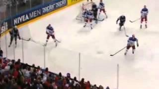 США 0:4 Россия - Малкин и Овечкин(четвертый гол, третий период) 16.05.2