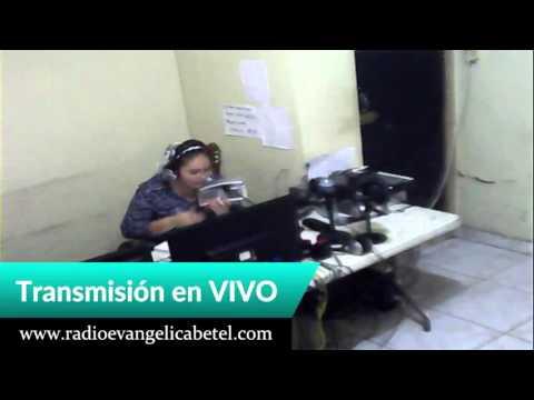 Transmisión en VIVO Radio Evangélica BeteL. programa el salvador en linea16 de  abril 2016