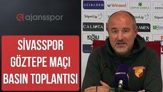 Sivasspor yedek kulübesine Göztepe'den tepki ...