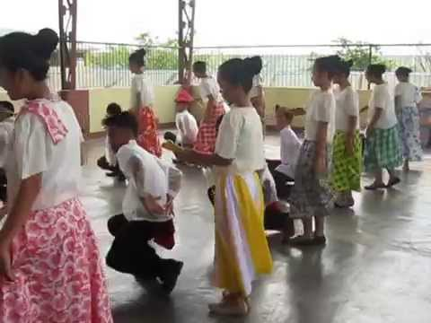 Cariñosa : The Dance of Love