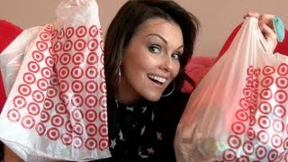One of Kandeeland's most viewed videos: Kandee: What's in my TARGET bags!