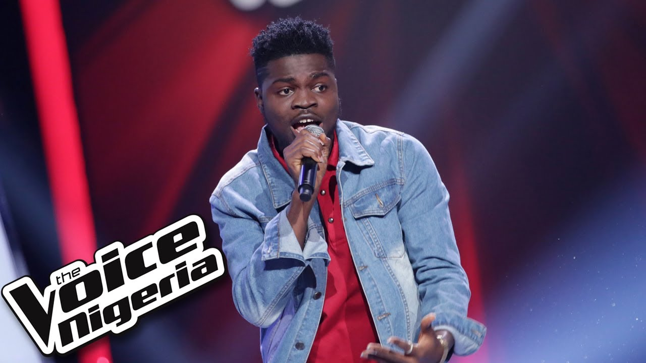 """Download Gerald Agwunobi sings """"Some Nights"""" / Blind Auditions / The Voice Nigeria Season 2"""