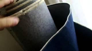 Смотреть видео купить джинсовую ткань