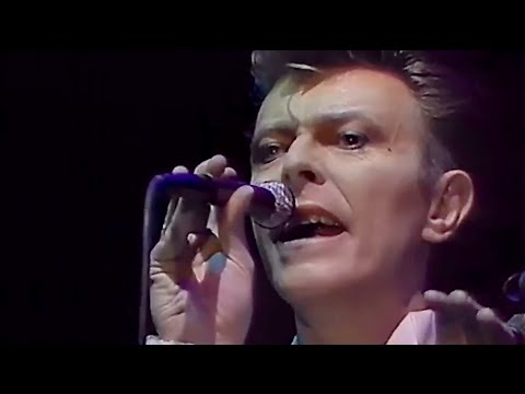 David Bowie - Live in Lisbon 1990