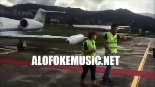 """Detrás de cámara del vídeo """"La Película"""" de J Alvarez ft Cosculluela en Medellin!!!"""