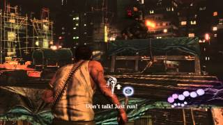 Resident Evil 6: Agent Hunt - J'avo Play #19