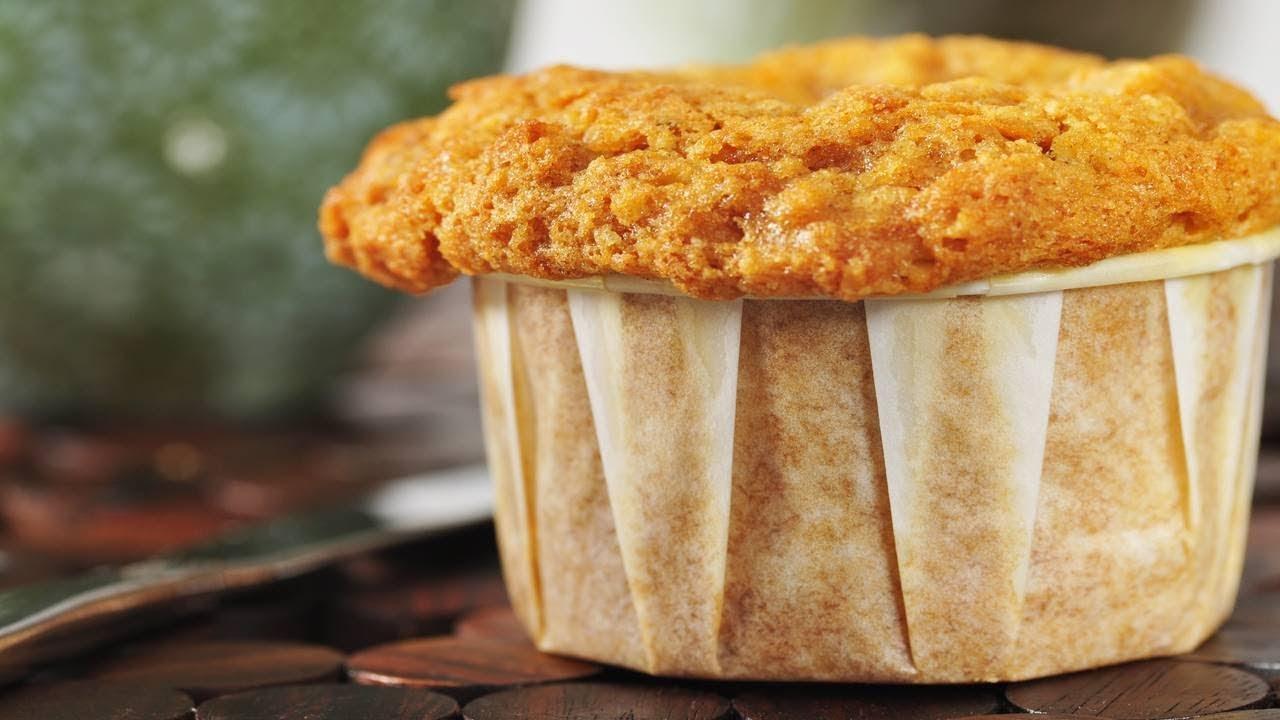 Carrot Muffins Recipe Video Joyofbaking Com Video Recipe