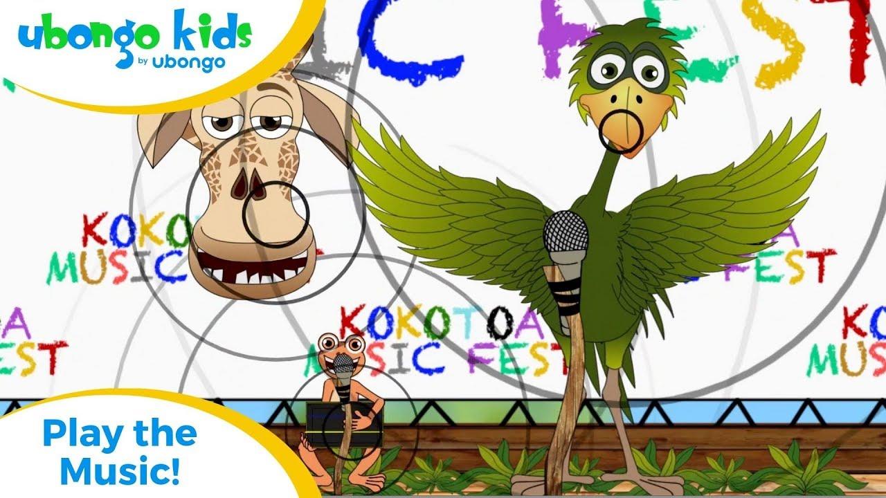EPISODE 23: Play the Music | Ubongo Kids | African Educational Cartoons