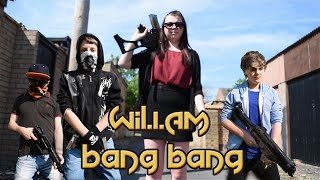 Wil.I.Am - Bang Bang | Music Video - by Mindstorm Productions