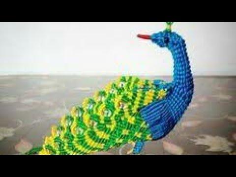 Macrame Peacock Designs Youtube