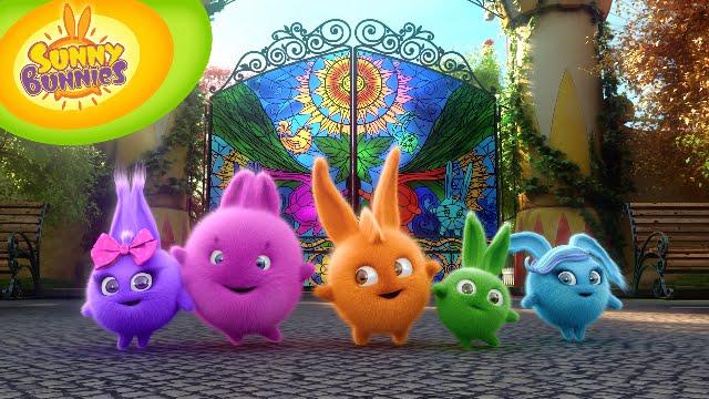 Sunny Bunnies 101 - Merry-go-round