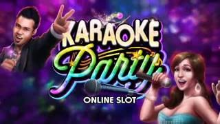 Karaoke Party online slot game [GoWild Casino](Join the worldwide phenomenon and spin your way to superstardom with Karaoke Party video slot! It is sure to be a guaranteed hit. This 5 x 3 reel, 9-line game ..., 2016-08-01T14:31:14.000Z)