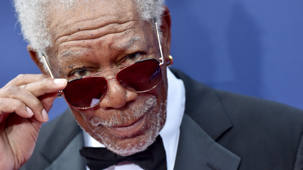Download The TRUTH About Morgan Freeman's Abandoned Kids & Crazy Family Rumor