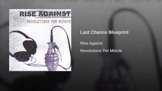 Last Chance Blueprint