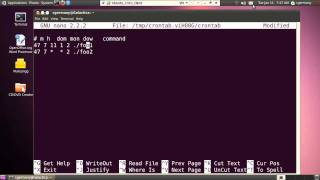 Scheduling Tasks in Linux - The CRONTAB Command