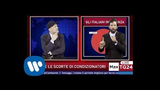 Смотреть клип Max Pezzali - UnEstate Ci Salverà Feat. Ex-Otago