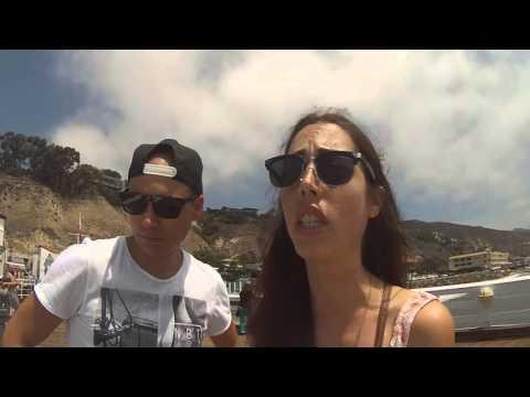 Los Angeles, Venice beach, Malibu beach, Universal Studio Hollywood - Vlog 3/4