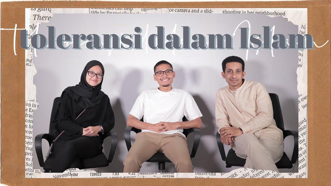 Toleransi dalam Islam feat. Habib Husein Ja'far   Beropini eps. 43