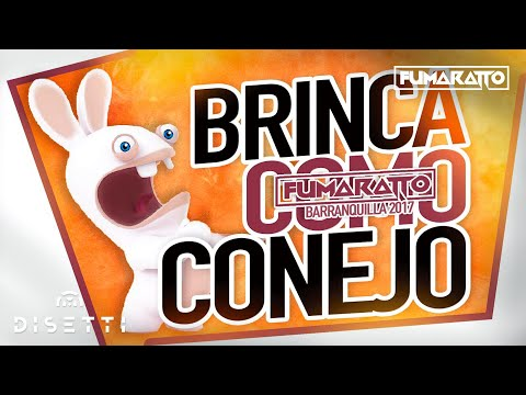 Brinca como conejo -Carnavales de Barranquilla-Fumaratto (09.Marzo.2017