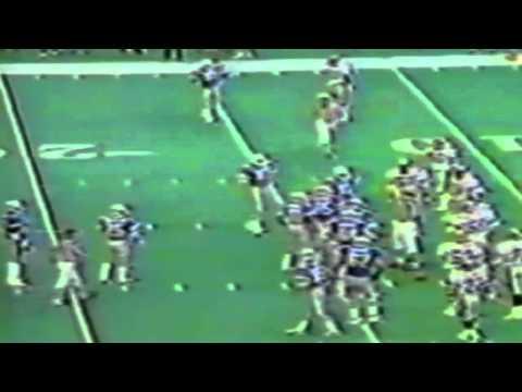 Week 12 - 1984: Michigan Panthers vs New Orleans Breakers