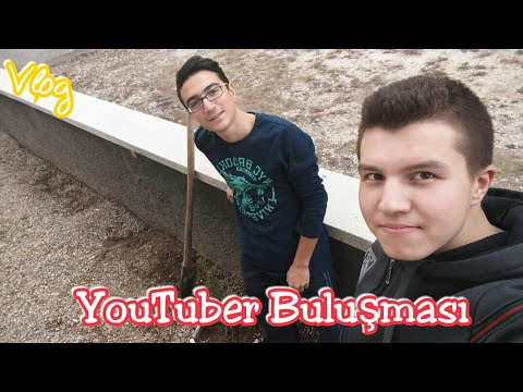 YouTuber Buluşması  Vlog ft. Tahta TV, Mert Can SULUPINAR 😄