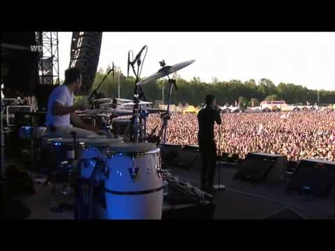 THE KILLERS - A DUSTLAND FAIRYTALE (LIVE AT PINKPOP 2009) HQ