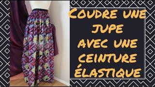 Télécharge librement mon guide gratuit ici: http://bit.ly/2xZy0TE Dans cette vidéo, tu découvriras la confection d'une jupe avec pour ceinture un ruban élastique.
