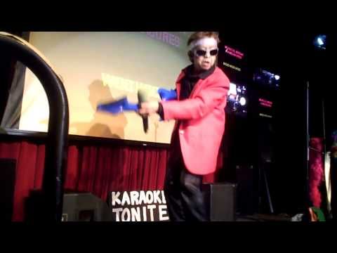 Ferminator as Mark Knopfler/Dire Straits in Walk of Life- Las Vegas