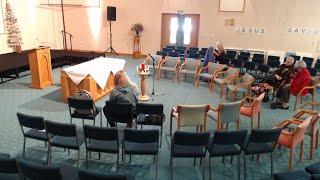 Church Service @ WCC - 6th December 2020