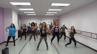 La Mala y La Buena, Alex Sensation feat. Gente de Zona, Choreo by Natalie Haskell for Dance Fitness