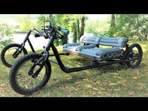 Homemade Electric Car