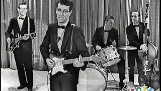 Buddy Holly & The Crickets  That'll Be The Day  on The Ed Sullivan Show