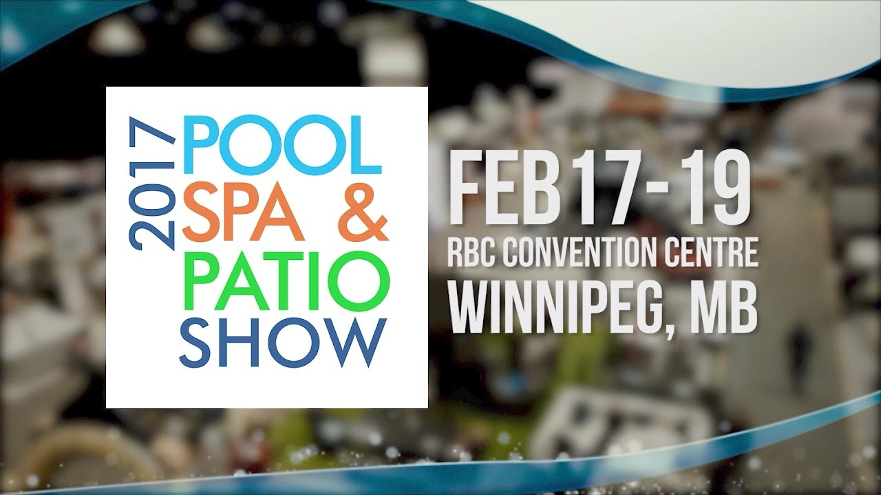 2017 Pool Spa Patio Show TV Commercial