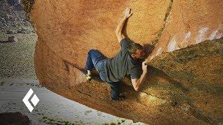 Black Diamond Forged Climbing Denim - Featuring Nalle Hukkataival