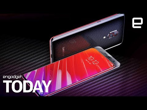 Lenovo's new slider phone has 12GB of RAM  | Engadget Today