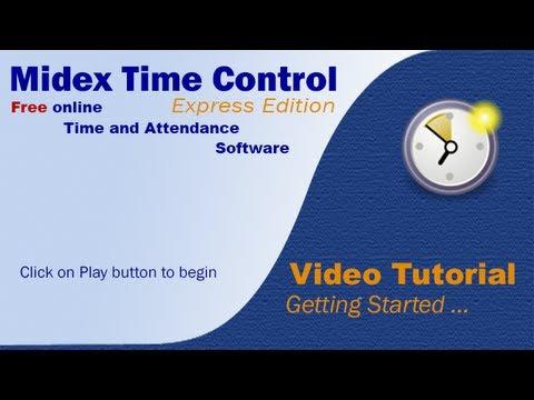 Midex Time Contro Express Tutorial