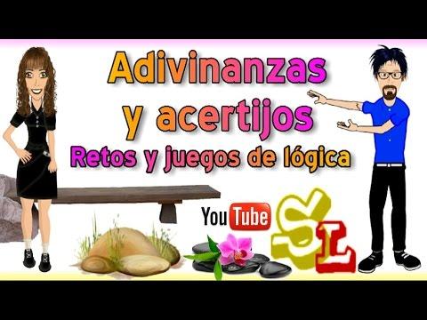 Adivinanzas Y Acertijos Retos Y Juegos De Logica Adivinanza Para