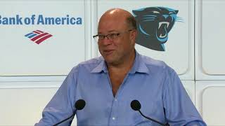 Get to know the new owner of the Carolina Panthers