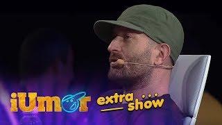 iUmor - Extra Show. Bărbații cu barbă sunt sexy. Cheloo: Eram beat și mi-am vopsit barba blond