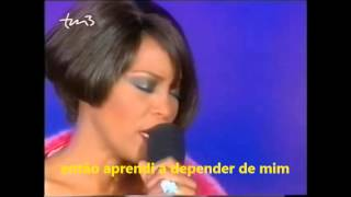 Whitney Houston - The greatest love of all Traduzido