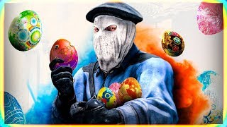 CS:GO EASTER EGGS
