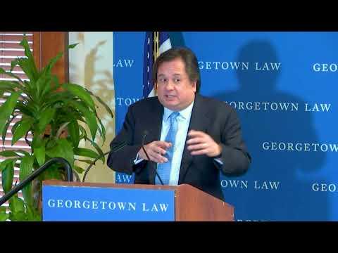 If Trump Had His Way, We'd Be A 'Banana Republic,' George Conway Warns Law Forum