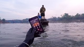 Working IPHONE 8 Found In River Returned To Fisherman!!! (WILD Story) | Jiggin' With Jordan