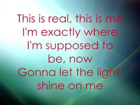 This is Me - Demi Lovato + Joe Jonas with lyrics