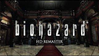 惡靈古堡:Resident Evil HD重製版 #1 經典之一;視角變換
