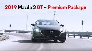 2019 Mazda 3 GT Review - Checkmate Civic & Corolla, Where is your AWD? [4K]