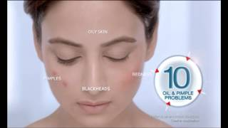 Ponds Acne Clear Facial Wash 15sec Bengali
