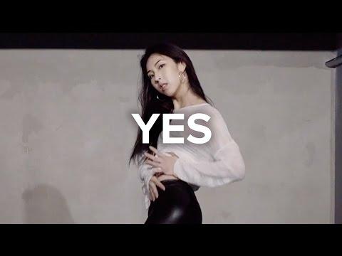 Yes - Beyonce / Mina Myoung Choreography